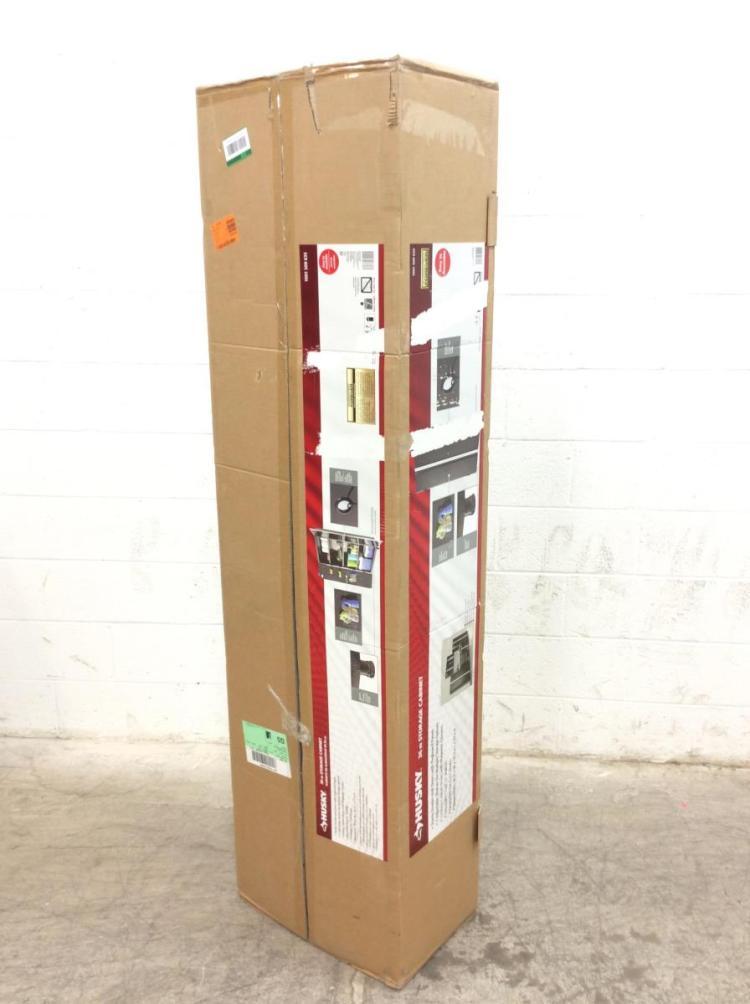 Husky 72 Tall Steel Storage Cabinet
