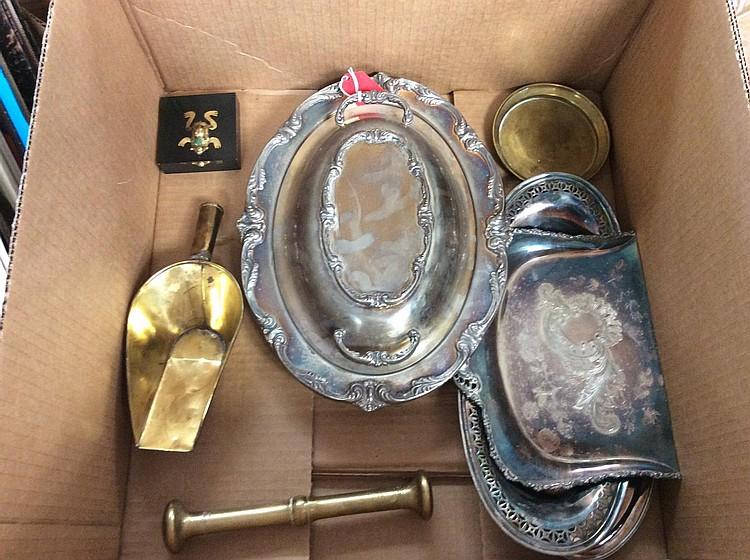 International silver plate brass home decor for International home decor llc