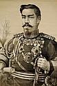 Antique Emperor Meiji Japanese Scroll
