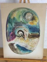 Anthony Post Aries Astrology Watercolor