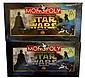 2 Star Wars Monopoly Games (sealed) 1997, Pewter