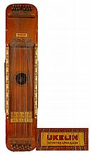 Ukelin Stringed Instrument c.1926