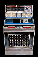 1960s Seeburg Artist Of The Week 33 1/3 Juke Box