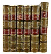 (49) Volumes the Works of Anthony Trollore