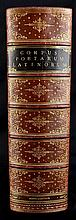 Corpus Poetarum Latinorum, 1889 - 1 Volume