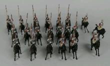 21 Britains LTD Metal Soldiers