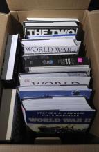 Box of 14 World War Books