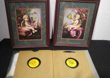 Hopalong Cassidy Recors & Cherib Prints