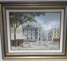 T. Gautier Parisienne Street Paint