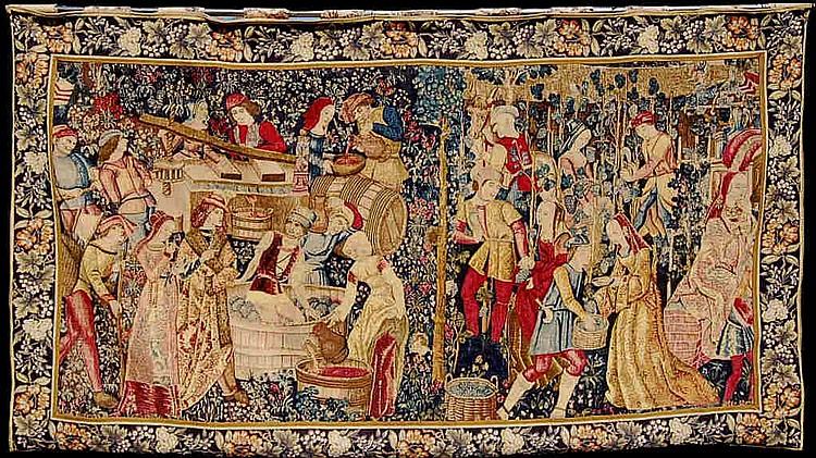 French Tapestry - D'Art De Rambovillet