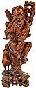 A Well Carved Boxwood Chinese Immortal, Li Tieguai