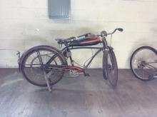 Monark Super Twin Motorized Bicylce