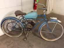 Schwinn Century Motorized Bicycle