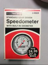 Sears Gear Driven Bicycle Speedometer