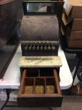National Cash Register Co. Machine Lot 1