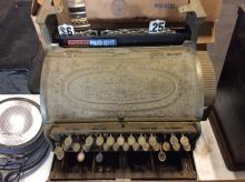 National Cash Register Co. Machine Lot 2
