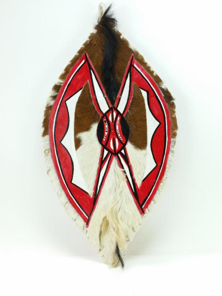 African Leather Shield
