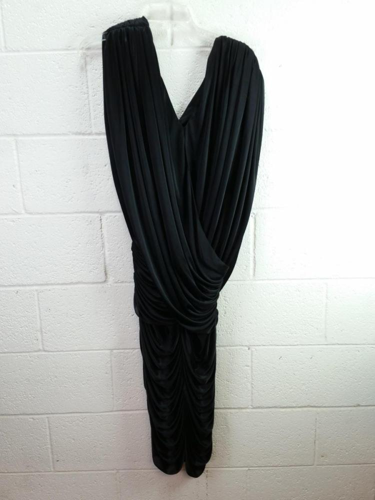 Variations Curtained Dress