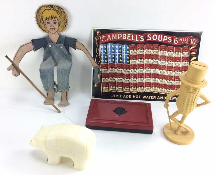 Collectible Novelty Figure & 3D Puzzle