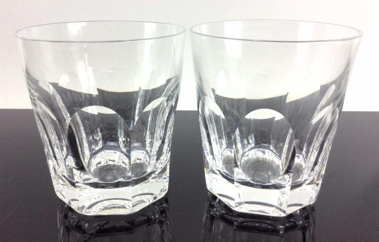 2Pc. Waterford Crystal Old Fashions, Sheila