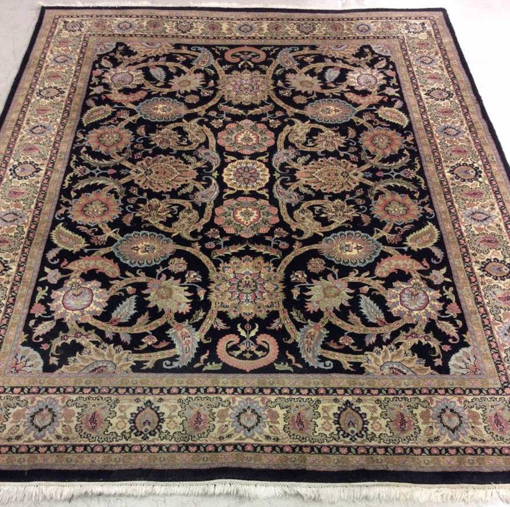 Handwoven Persian Style Area Rug