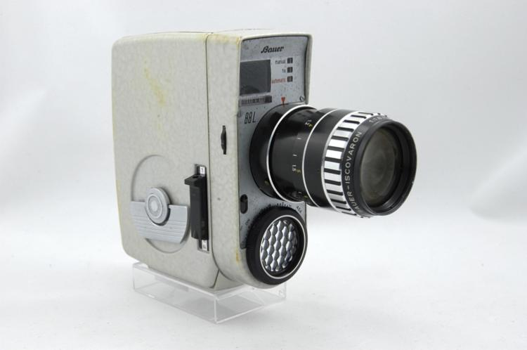Bauer Model 88L 8mm Camera