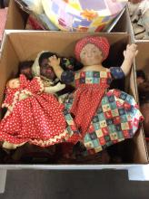 Assorted Vintage Baby Dolls Box Lot  6