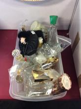10+ Perfume Bottle Box Lot