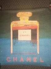 Chanel & Calvin Klein Advertising