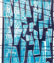 Harold Laynor (1922-1991) Abstract