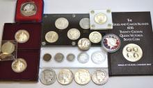 US Silver Coins & Medals, Peace Dollars, Barber