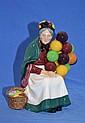 Royal Doulton The Balloon Seller Hn 1315