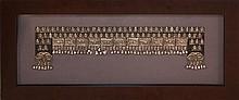 Tibetan Silver Ceremonial Belt