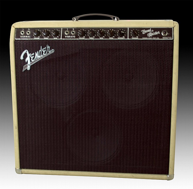 1963 Fender Bandmaster Combo By Larry Rodgers