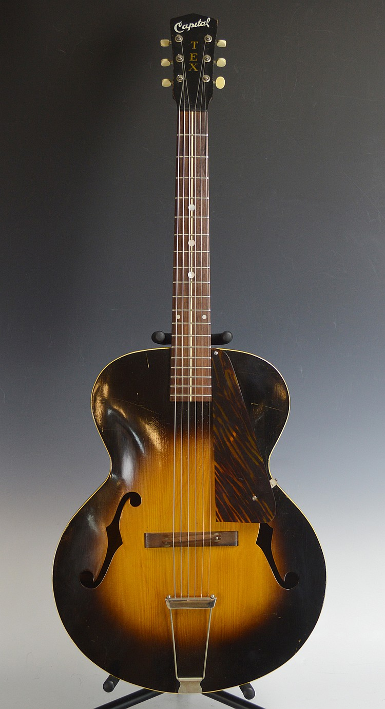 Rare Capital 30's by Gibson 100% original,1 owner.