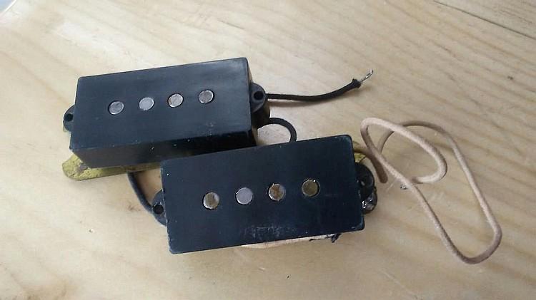 Fender Precision Bass 1968 Original Pick up