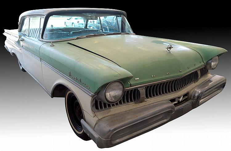 1957 Mercury Montclair Hardtop