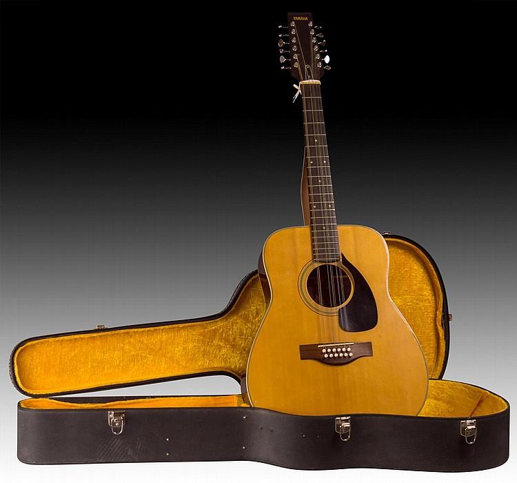 Nippon Gakki YAMAHA FG-230 12 String Guitar