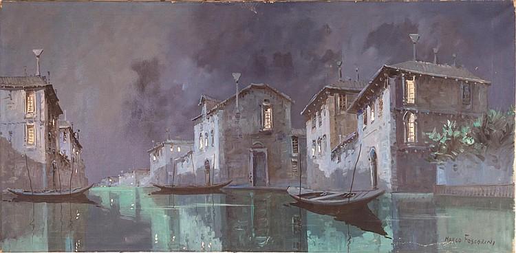 Marco Foscarini, Oil Painting