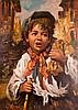 Giovanni Madonini (1915-1989) Signed Oil on Canvas
