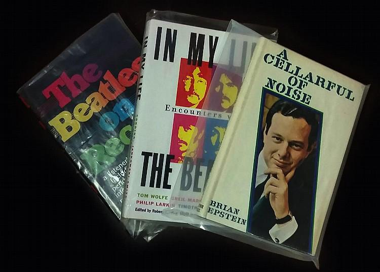 Lot of 3 Hardback Beatles Books