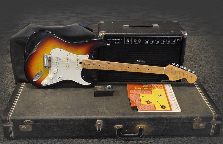 Stratocaster Set