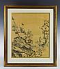 Three Chinese Paintings