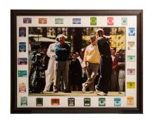 1976-2000 The Masters Badges Collection