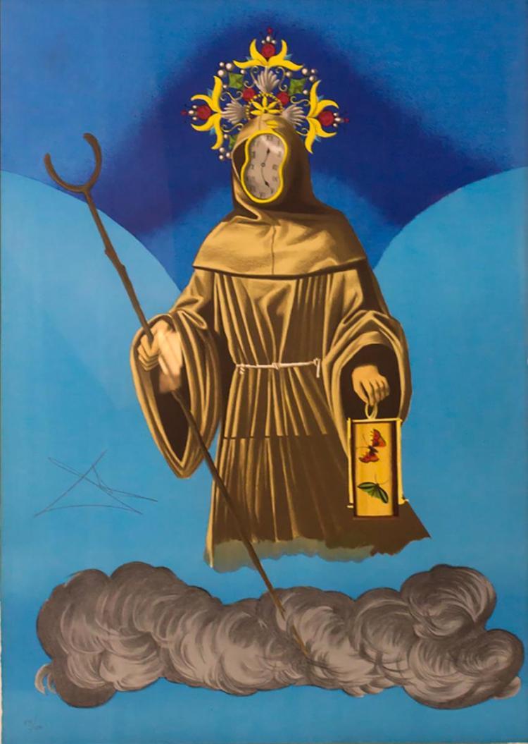 Salvador Dali (1904-1989)