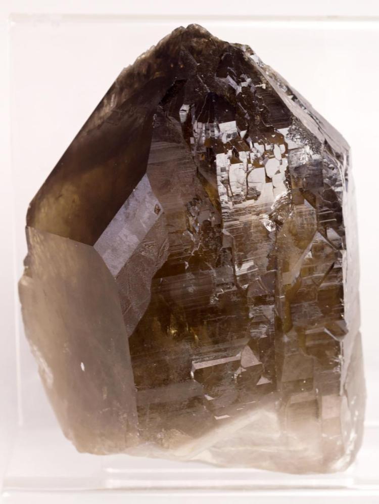 Natural Smoky Quartz Crystal