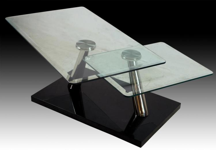Naos motion coffee table for Table header rotate th rotate 45