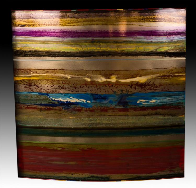 Designer Abstract Metal Wall Art