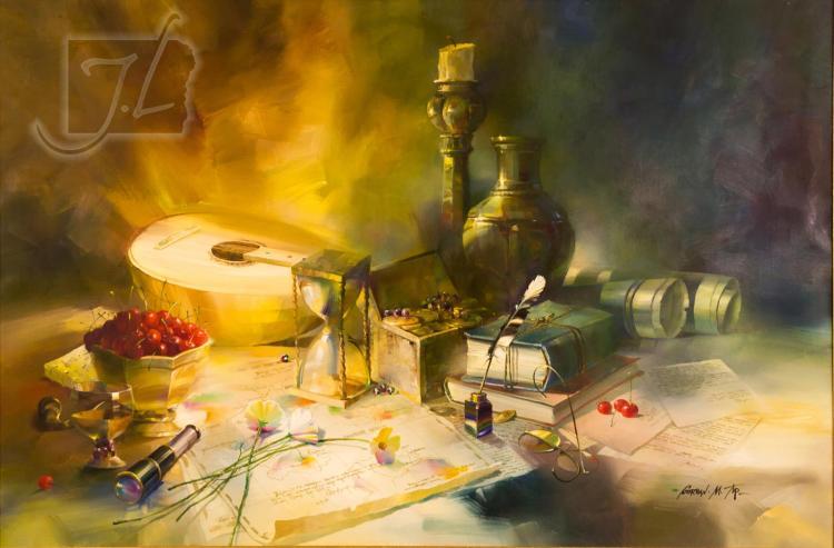 Michael Gorban (1956-) Still Life