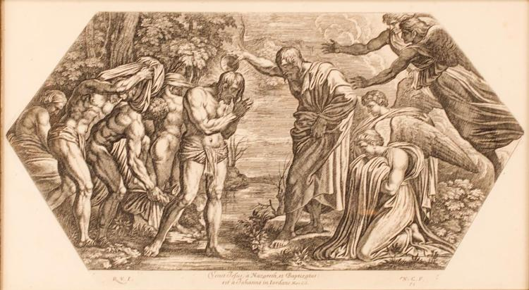 Raphael Sanzio da Urbino Print